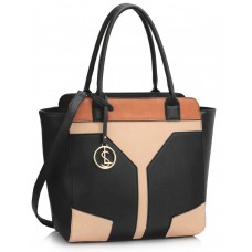 Multi-color Tote Handbag