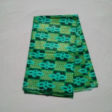 Green and Gold Wax  - 6 Yards
