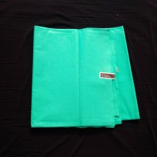 Plain Daviva In Fayrouz Green Color - 6 Yards