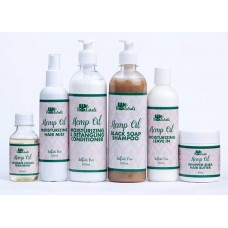 We Naturals Hemp set